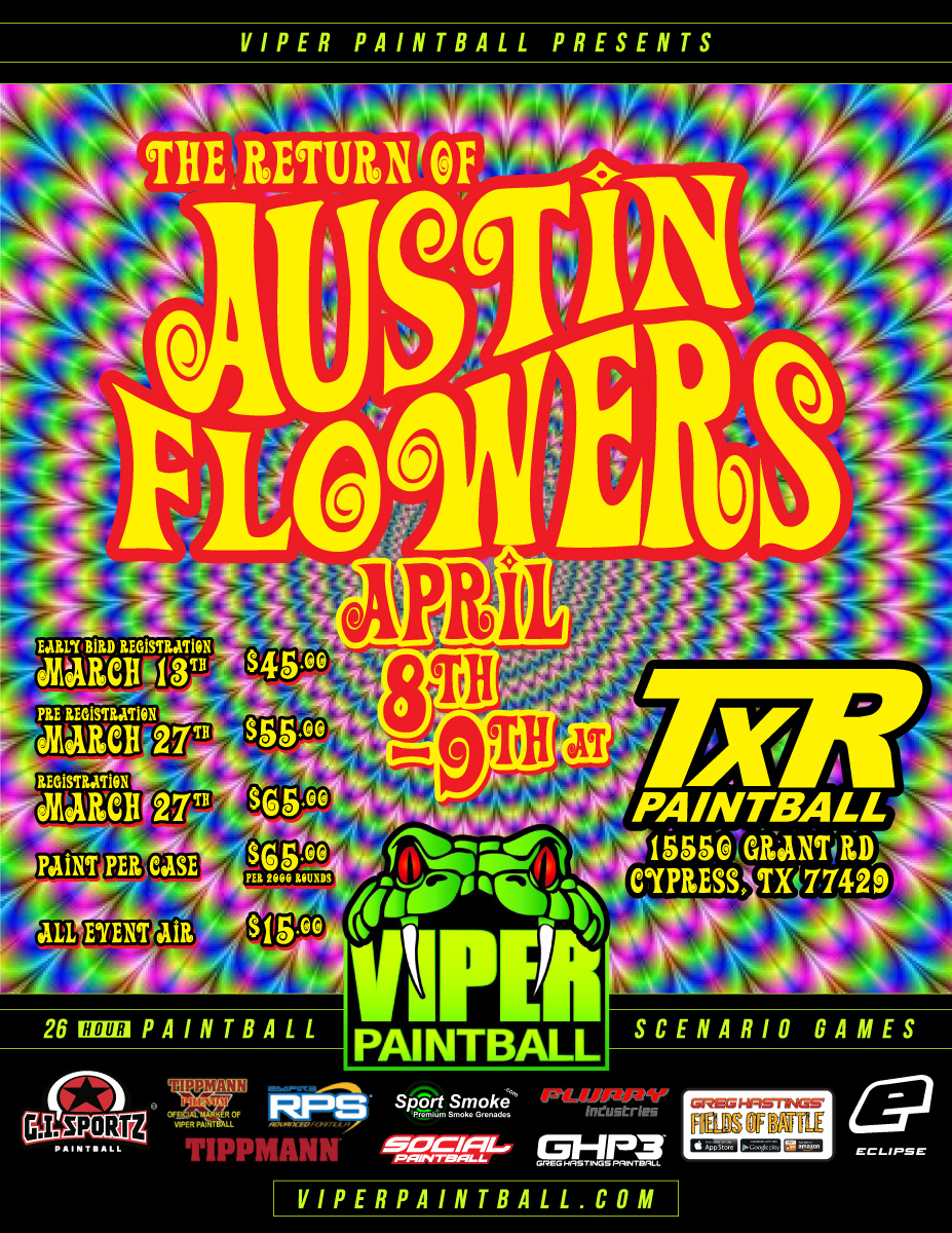 """The Return of Austin Flowers"""