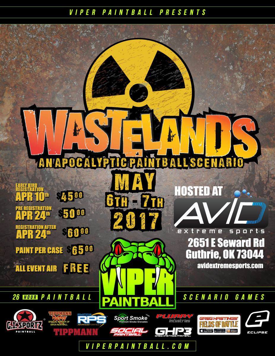 """Wastelands"" annual event"
